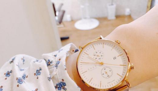 プレゼントやペアウォッチにおすすめ。Knot(ノット)の腕時計がオシャレ!評判・値段・販売店まとめ
